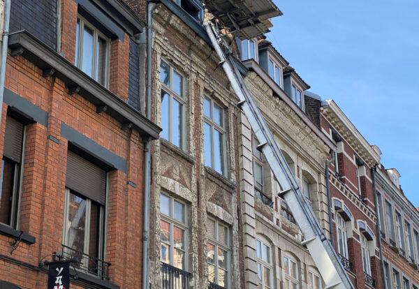 Monte meubles Lille